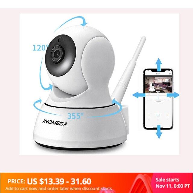 Inqmega 1080p câmera ip sem fio wifi cam indoor segurança em casa vigilância cctv câmera de rede visão noturna p2p remoto vista