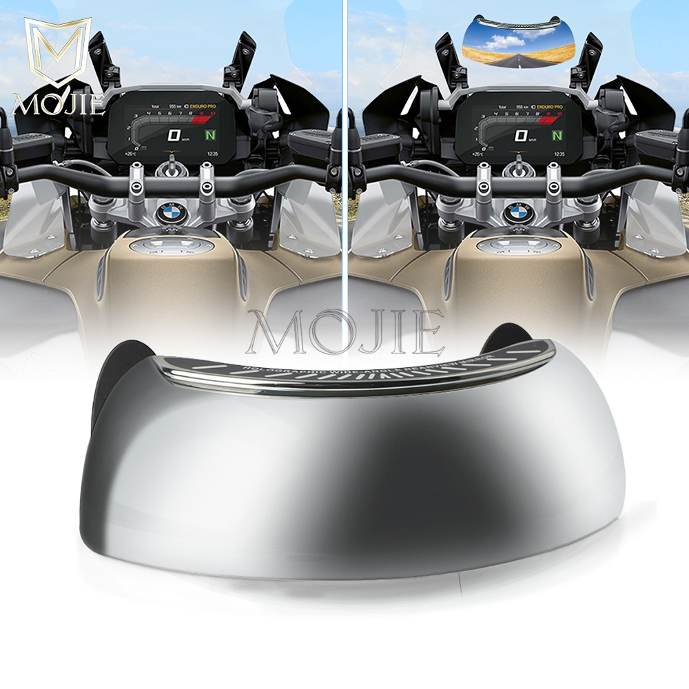 Motorcycle 180 Degree Safety Rearview Mirror Give Full Rear View For <font><b>KTM</b></font> 790 <font><b>950</b></font> Adventure Duke <font><b>SM</b></font> SMR SUPERMOTO Enduro R S image