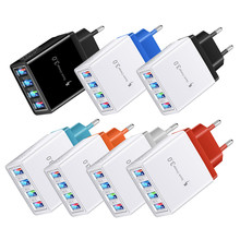 EU/US Plug USB Charger Quick Charge 3.0 For Phone Adapter for Huawei Mate 30Tabl