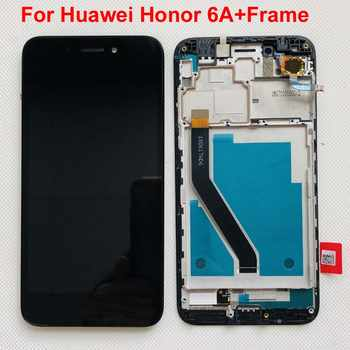 Original LCD Full LCD Display + Touch Screen Digitizer Assembly For Huawei Honor 6A DLI-L22 DLI-L01 DLI-TL20 DLI-AL10 With Frame - DISCOUNT ITEM  15 OFF Cellphones & Telecommunications