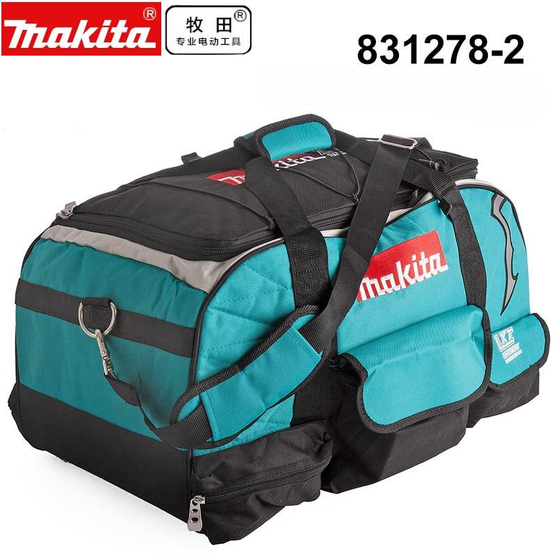 "Makita 831278-2 LXT400 4 Piece 22/""//600 mm Heavy Duty entrepreneur Outil Sac"