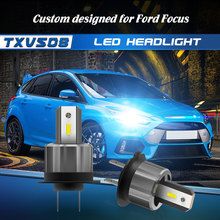 LED lights Ford Focus dedicated focus7