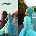 Turquoise Muslim Eve...