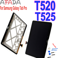 New Replacement LCD For Samsung Galaxy Tab Pro T520 SM T520 T525 SM T525 LCD Display Touch Screen Digitizer Assembly Replacement