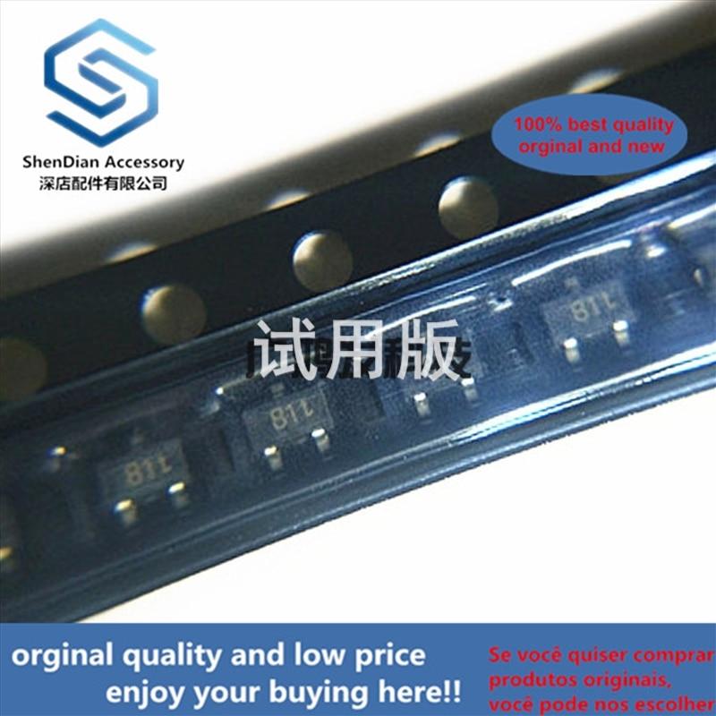 10pcs 100% Orginal New BAT854W Schottky Barrier Diode SOT-323