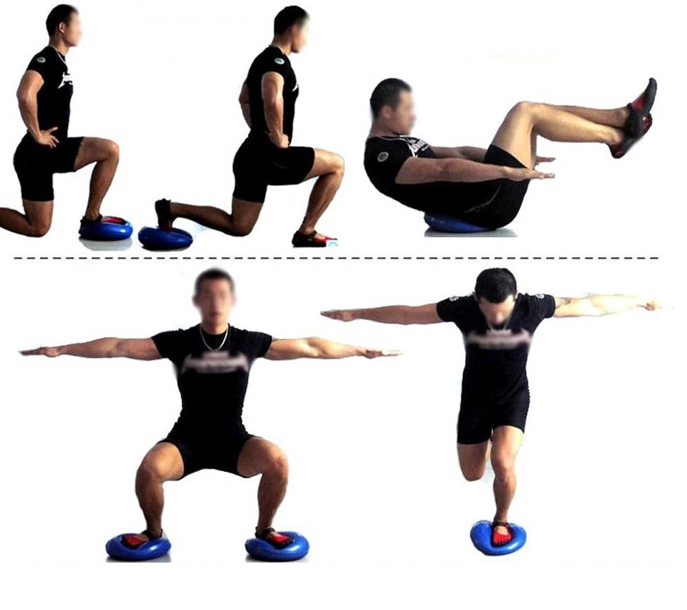 Inflatable Yoga Massage Ball (3)