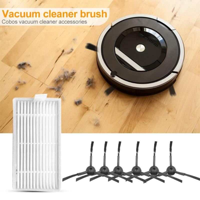 FILTER-SUIT Vacuum-Cleaner-Accessories Robots for Ecovacs CR120 Replacement Side-Brush