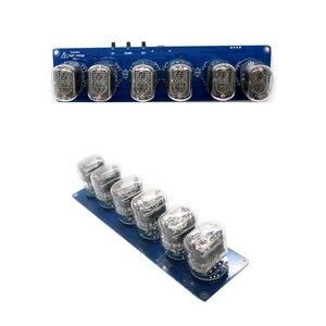 Image 4 - zirrfa 5V Electronic DIY kit in8 in8 2 in12 in14 in16 in17 Nixie Tube digital LED clock gift circuit board kit PCBA, No tubes