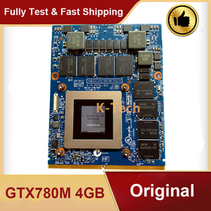 Original GTX780M GTX 780M VGA Video Graphic Card N14E-GTX-A2 4G DDR5 For Dell M17X R4 R5 M18X R2 R3 R4 Clevo Laptop(China)