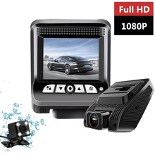 цена на Mini Dash Cam 1080p FHD Dashboard Video Recorder Car Camera with 170 Degree Wide-angle Lens Night Vision G-Sensor