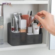 Cosmetics Storage Box Plastic Durable Jewelry Lipstick Skin Care Produc