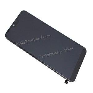 Image 2 - Pour HUAWEI Honor 10 écran tactile cadre pour Huawei Honor 10 écran LCD en Col L29