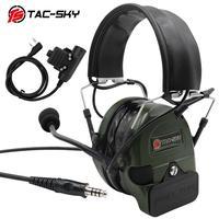 Vender https://ae01.alicdn.com/kf/H15a45419d66343959cf2cc566b4cc94eZ/Auriculares tácticos de reducción de ruido TAC SKY militares COMTAC I de silicona versión FG U94.jpg