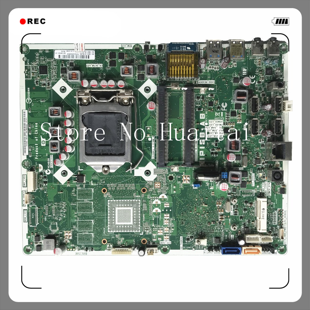 for HP Pro All-in-One 400 G3 MT 703643-001 Desktop Motherboard 703643-501 703643-601 697523-001 IPISB-AB 100/% Working