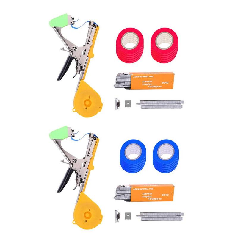 Vegetable Grape Tomato Stem Tying Tapener Tape Machine Branch Tying Machine Set Save Labour and Improve Efficiency|  - title=