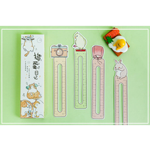 30pcs/pack Trick Or Treat Diary Shaped Bookmark For Kids School Materials Paper Bookmarks 30pcs lot cute kawaii paper bookmark vintage japanese style book marks for kids school materials