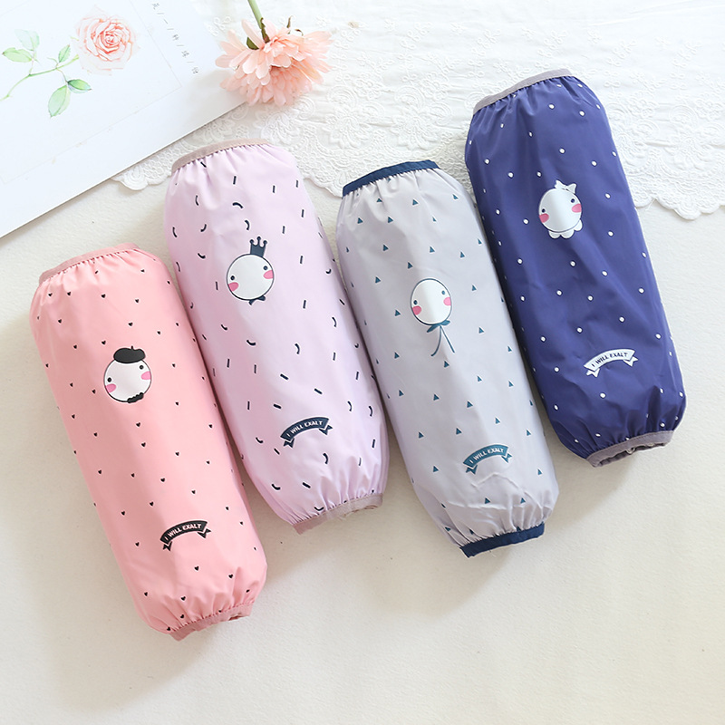 Autumn Arm Guard Office Sleeve Room Sleeve Antifouling Case Water Public Winter Style Virgin Head Chef Cuff Long Hand Dish Home