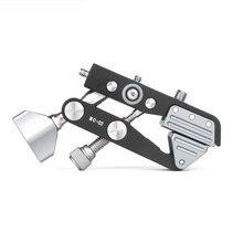 Marsace MC-02 Зажим для камеры с шариковой головкой UNC1/4 3/8 винтовые отверстия зажим для камеры+ комплект
