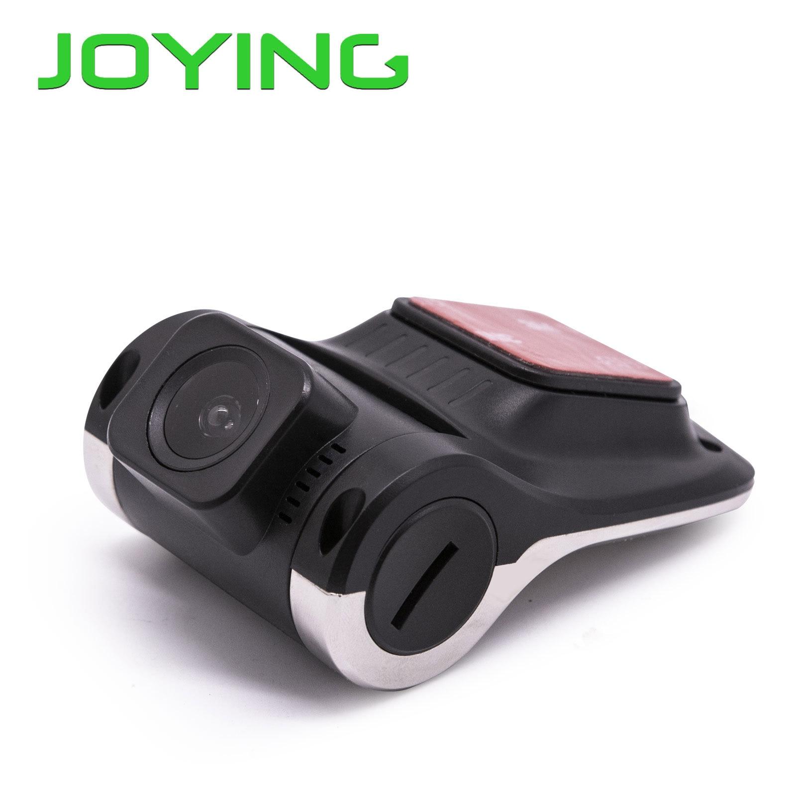 JOYING Auto Elektronik Zubehör Auto Radio USB Port Auto Vorne kamera DVR Rekord Stimme In-dash Verkehrs Guide stecker unterstützung TF SD