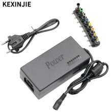 Hot Sale DC 12V/15V/16V/18V/19V/20V/24V 4-5A 96W Laptop AC Universal Power Adapter Charger ASUS DELL Lenovo Sony Toshiba Laptop