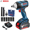 Bosch 18V Cordless Impact Wrench Lithium Battery Rechargeable Electric Wrench GDS 18V-EC 300 ABR 300N.m Brushless Impact Wrench 1