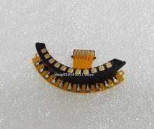 Nowy 14-140 h-fs14140 obiektyw tylny bagnet mocowanie Flex Cable kontakt FPC część dla Panasonic 14-140mm F3 5-5 6 Lumix G Vario ASPH cheap NoEnName_Null Lustrzanki CN (pochodzenie) For Panasonic