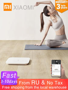 XIAOMI Smart-Weight-Scale Led-Screen Fitness Digital Animal-App Bluetooth Baby Electronic