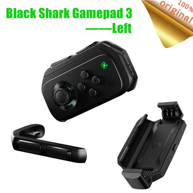 מקורי Xiaomi שחור כריש Gamepad 3 שמאל להוסיף מחזיק & להאריך משחק בקר Gamepad ג ויסטיק עבור iPhone עבור שחור כריש 2 3 פרו