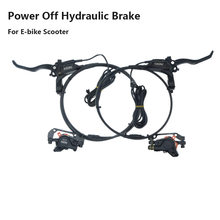 E-bike Electric Scooter bicycle cut off Power-off power off shifter control oil hydraulic disc brake caliper 1800mm front rear