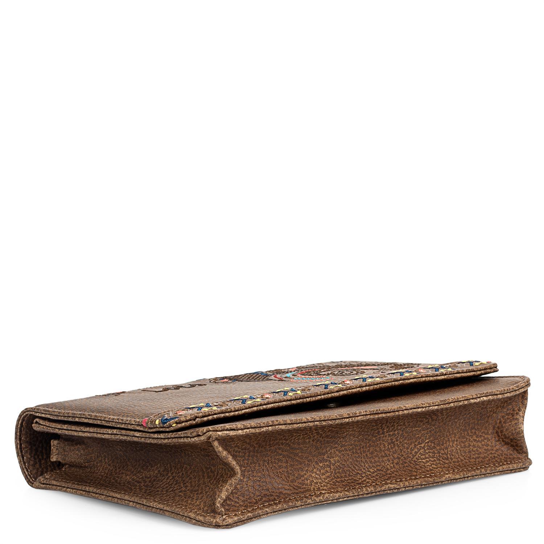 Lois Modelo Redwood Bolso Bandolera Pequeño De Mujer Y Cremallera Convertible En Riñonera 302635 3