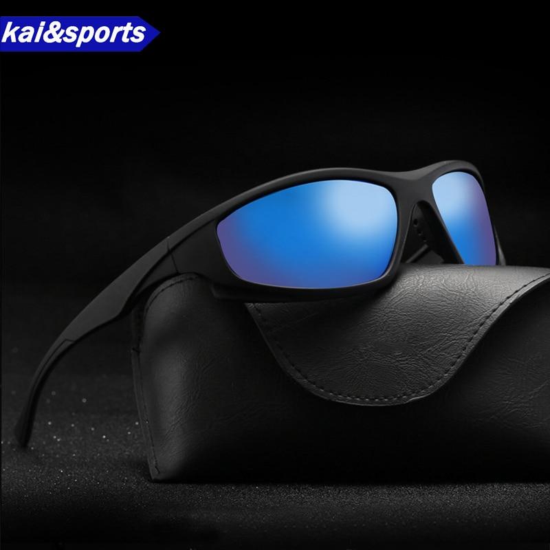 2020 New Polarized Skiing Goggles Sports Sunglasses cross country skiing Running Hiking Riding polarizing fashion design Skiing Eyewear     - title=