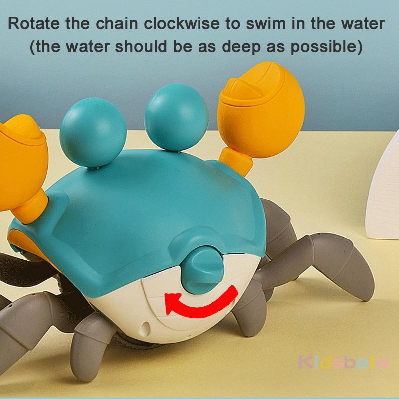 [TOYA543]上链螃蟹玩具_07