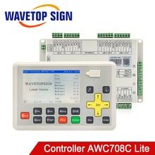 Trocen Anywells AWC708C Lite C02 système de contrôleur Laser pour la gravure Laser et la Machine de découpe remplacer AWC608C