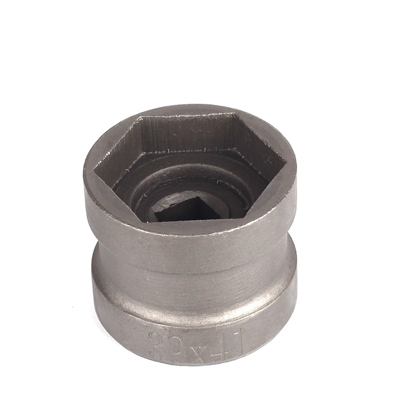 39-41mm Double sleeve GY6 pulley nut rear clutch disassembly tool for motorcycle