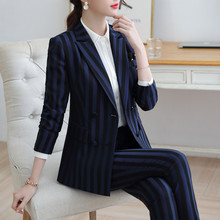 Business wear suit female 2019 autumn and winter new fashion women's su