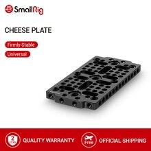 SmallRigแผ่นสวิทชิ่งอเนกประสงค์สำหรับRail Block/Dovetail Cheese Plate 1/4 3/8ด้ายหลุม 1681
