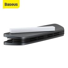 Baseus-Recambios de ambientador para coche, fragancia de larga duración, Perfume sólido, aire acondicionado, 6 uds.