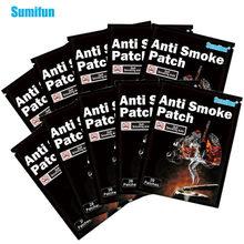 20/40/80/100 stücke Stop Rauchen Aufzuhören Raucherentwöhnung 100% Natürliche Zutat Anti Rauch Patch chinesische Pflanzliche Medizinische Gips