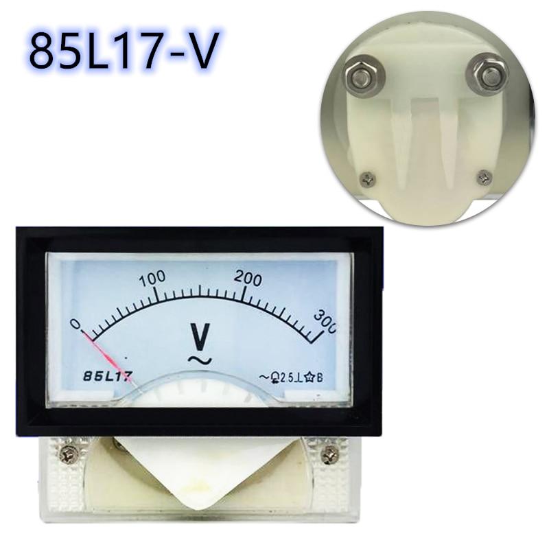 85L17 переменного тока 0-10V 30V с алюминиевой крышкой, 50В 100V 150V 250V 300V 450V 500V 750V аналоговое напряжение напряжения поверхности доска 70*40 мм