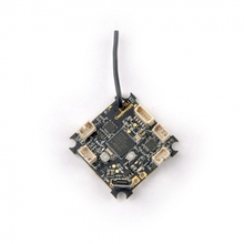 лучшая цена Happymodel Crazybee F4 Pro V2.1 2-3S Compatible Flight Controller for Sailfly-X FPV Racing Drone Frsky/Flysky/DSM-X Protocol RX