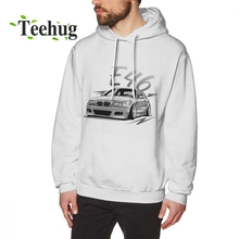 Crewneck E46 Tuning Low Long Sleeve Funny Summer For Boy hoodies Car sweatshirt