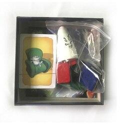 Geites 1 настольная игра 2-8 игроков Семья/вечерние лучший подарок для детей английские инструкции карты игра Reaction Blitz игра