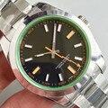 Relógios Homens Marca de luxo Mens Watch SS 2813 Desinger dos homens aaa datejust movimento Mecânico Automático Relógios de Pulso