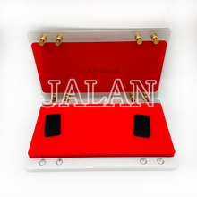 Universal Vietnam Mold For Samsung Edge/Flat LCD Screen Glass OCA Laminating Red Mold