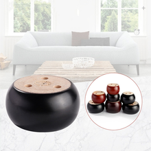 2PCS Round Solid Wood Furniture Legs Couch Support Feet for Replacement Sofa Chair Coffee Table Cabinet Furniture Decorate Parts