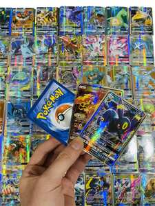 Toy Battle-Game-Card Gift Trading English-Version Best-Selling GX Ex-Collection Children