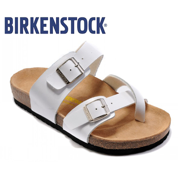 BIRKENSTOCK Damen Mayari Zehentrennersummer Slippers Men Sandals Cork Sandals FASHION Men Unisex Shoes 814 Men Flip Flops