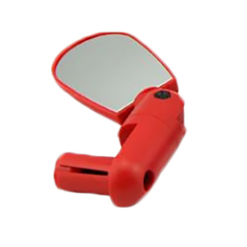 Bike Rearview Mirror Bicycle Accessories Cycling Road Mountain Bike Handlebar Wide Angle Rear Rotate View Mirrors For Bicycles