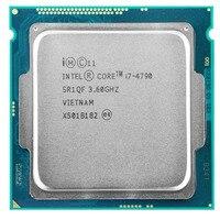 Intel core i7-4790 I7 4790 LGA 1150 I7 процессор 3,6 ГГц четырехъядерный 8 МБ RAM DDR3-1600 DDR3-1333 HD4600