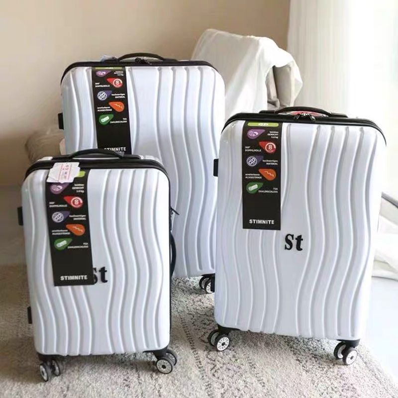 28in Sports /& Outdoor Travel Supplies 20//28 Inch Travel Luggage Suitcase Lightweight High Capacity Trolley